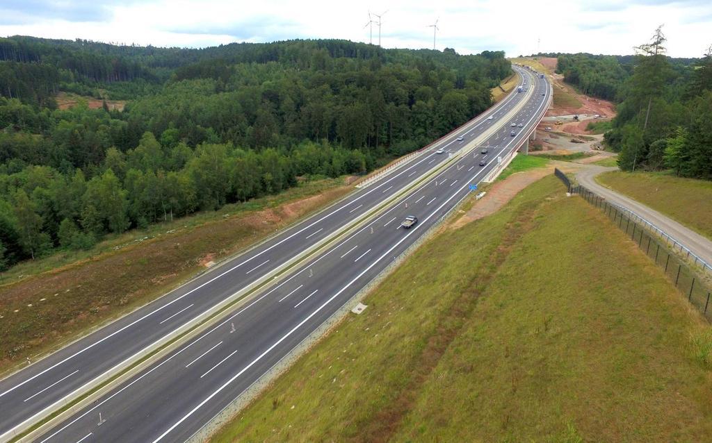 Autobahn Hessen