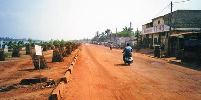 Rehabilitation of urban roads in Lomé
